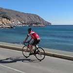 Near Altea en Calpe a ride along the coast is so relaxing!