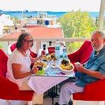Sultanahmet Terrace Restaurant  Charm Hotel