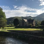 Beddgelert is a beautiful, historic village nestling at the confluence of two rivers
