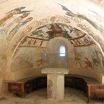 Catedral de Roda de Isabena. Cripta