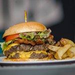 dale double burger, dare to make it triple?