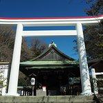 鎌倉宮 鳥居