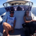 Onward to the Kerama Island on board of the Legend with a beautiful weather, perfect for diving !