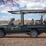 Kandili Camp Safari Vehicle