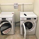 Comodissima la lavanderia