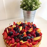 Crostata in Frutta fresca.