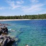 A view of boulder beach
