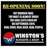 Photo de Winston's Burgers & Beer