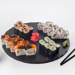 Sushi Set California For 2-3Persons - 29 GEL