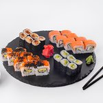 Sushi Set Mix For 2-3Persons - 29 GEL