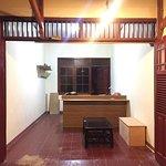 barista / pantry area