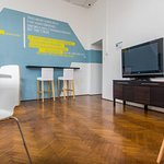 Common area / TV room