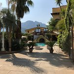 Beautiful historic Italian villa with very welcoming family.