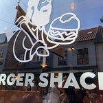 Burger Shack, Frederiksgade Foto