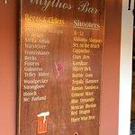 Mythos Bar Foto