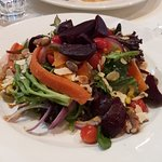 Seasonal Mixed Vegetable Salad