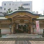 高輪神社本殿