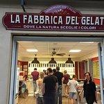 Zdjęcie La Fabbrica del Gelato