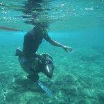 Scooter Snorkeling照片