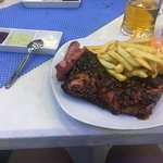 The best barbecue chicken I've ever eaten!