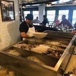 River Oyster Bar Foto
