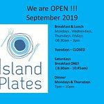 Fotografie: Island Plates