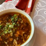 zupa kwaśno pikantna