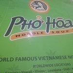 Pho Hoa Vienamese Noodle House照片