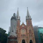 Saigon Notre Dame Cathedral Fotografie