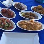 Foto de Captains Mojacar International Tapas & Restaurant
