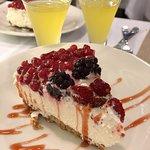 Homemade Cheesecake - best I ever had! Incredible