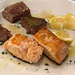 Seared Salmon....
