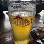 An excellent light beer.