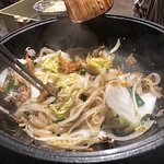 食艺石头火锅照片