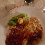 piersi z kurczaka z żurawiną