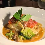 L'Olivo - Special - Fresh fish filet and vegetables