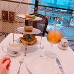 TWG Tea at Taipei 101照片