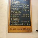 Bar Andalucia 1960 Foto