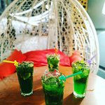 Coctail Mojito Welcome & Enjoy