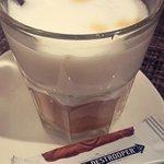 en als afsluiter een café latté