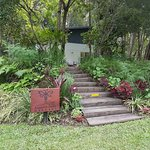 Beautiful Gardens Upon Entry