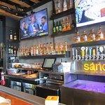 Inside The Sand Bar
