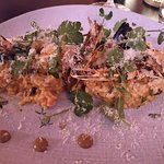 risotto met zeevruchten (suggestie)