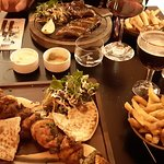 kip tandoori brochette en spare ribs