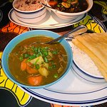 Curry Goat Stew (jamaican specialty)