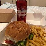 Fotografija – Big Bang fast food