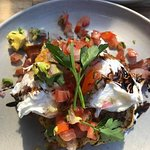 Corn Fritters with Bacon (optional)