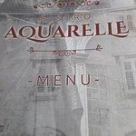 Bistro Aquarelle Foto