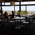 Far View Terrace Dining Area
