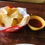 Salsa and Chips